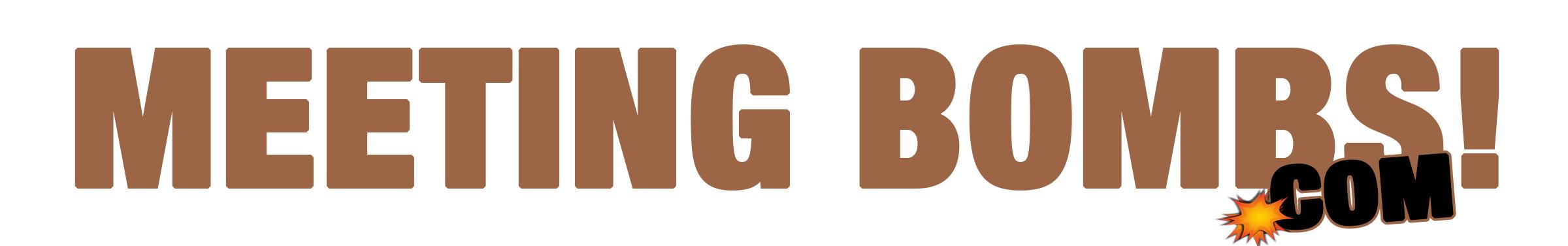 Meeting Bombs Logo